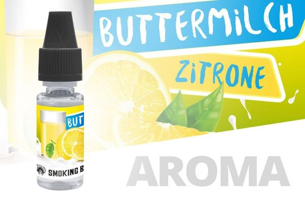 Buttermilch Zitrone by Smoking Bull