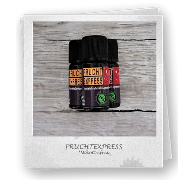 Road Trip Aroma Frucht-Express by Highway Vapor