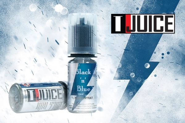 Black n Blue by T-Juice