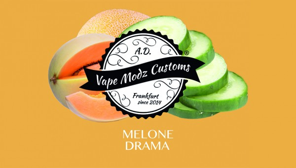 Melone Drama by Vape Modz Customs