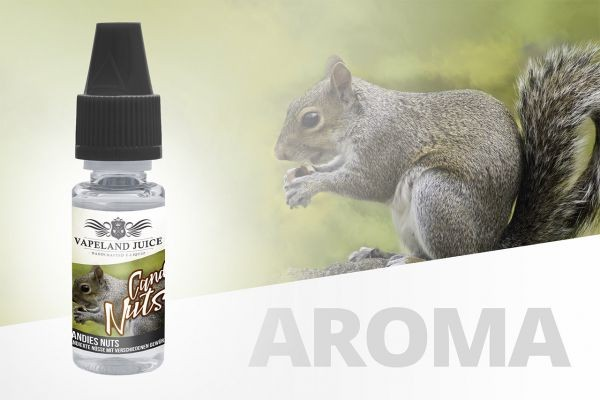 Candied Nuts Aroma by Vapeland Juice