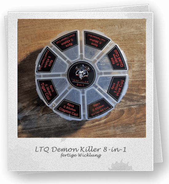 LTQ Demon Killer 8-in-1