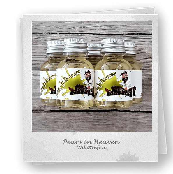 Pears in Heaven 20ml Aroma by The Fated Pharmacist