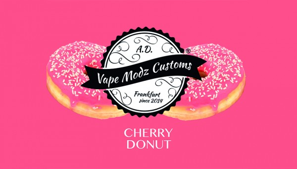Donut Cherry by Vape Modz Customs